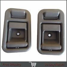 For 89-91 Suzuki Swift Geo Metro Inside Interior Left Right Side LH Door Handle