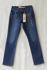 Authentic Levi's 414 Women Jeans Relaxed Straight