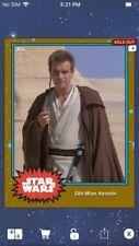Topps Star Wars Digital Card Trader ? Obi-Wan Kenobi S4 Base Variant Insert