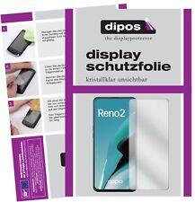 2x Oppo Reno2 Film de protection d'écran protecteur clair dipos