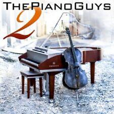 THE PIANO GUYS - THE PIANO GUYS 2  (CD)  12 TRACKS INTERNATIONAL POP  NEW+