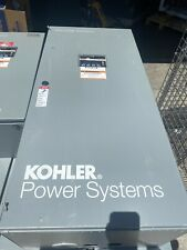 Kohler Power Systems Mpac 1200 Automatic Decision Maker Transfer Switch 400 Amps