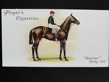No.4 SUNSTAR 1911 - Derby and Grand National Winners - John Player 1933