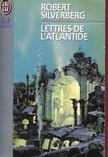 SILVERBERG: LETTRES DE L'ATLANTIDE. J'AI LU. 1994.