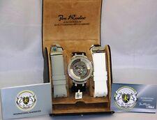 New Authentic Mens JOJO Joe Rodeo master jjm7  2.20ct.apx.242pcs.Diamonds watch.