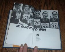 I'm Running To Win by Ann Kiemel (1981, hardcover)