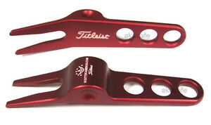 Titleist Scotty Cameron RED Golf Divot Tool - New!