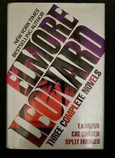 Elmore Leonard : La Brava; Cat Chaser; Split Images (1992, Hardback)