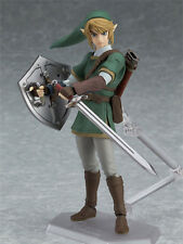 Figma 320 The Legend of Zelda LINK Twilight Princess Ver DX Edition Figure Nobox