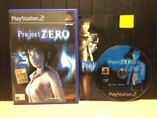 PROJECT ZERO PAL PS2 COMPLETO