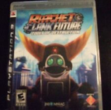 Replacement Case NO GAME RATCHET CLANK FUTURE TOOLS DESTRUCTIONPLAYSTATION 3 PS3