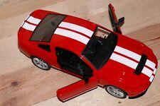 FORD GT500 1:14 RC FB 27MHz Jungs Kinder Renn auto Fahrzeug FB 2170 Rot Weis L