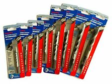 BBW High Precision Bullet Point Masonry Hex Shank Drill Bits. Made in Germany