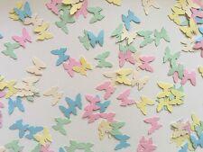 Martha Stewart Royal Butterfly Scrapbooking 100 Pcs Pastel Tone Confetti