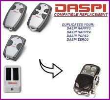 Daspi Pops 2 / Daspi Zero 2 compatible remote control, 433,92Mhz Clone