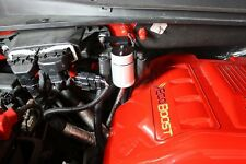 2011-2017 F-150 Eco Boost V6 JLT Oil Separator Satin Passenger Side 3.0 IMPROVED