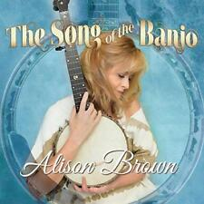 Alison Brown - The Song Of The Banjo (NEW CD)
