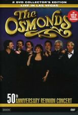 The Osmonds - The Osmonds: Live in Las Vegas: 50th Anniversary Reunion Concert [