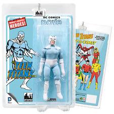 DC Comics Teen Titans Mego Style Dove Action Figure