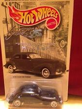 Hot Wheels Auburn Cord Duesenberg Museum 1936 Cord S10 Sedan Special Edition