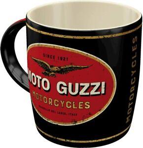 Moto Guzzi Motorcycles Ceramic Mug (na)