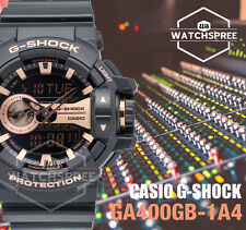 Casio G-Shock Limited Models Hip hop Bboy Fashion Motif Series Watch GA400GB-1A4