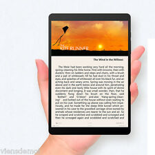 "E-book Reader IPS 7.5"" Teclast X89 Win10+Android 2+32GB BT Tablet PC Quad Core"