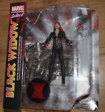 Disney Store Marvel Select Black Widow Special Collector Edition Action Figure