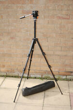 Cullman 2530 Professional Camera Tripod with Pan and Tilt head