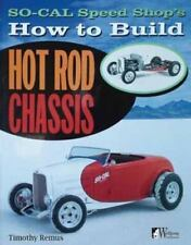 So Cal Speed Shop's How to Build Hot Rod Chassis (Paperback or Softback)