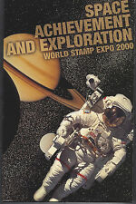 #3412 Space Achievement & Exploration First Day Cover and Ceremony Program