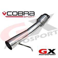 Fd16 COBRA SPORT FORD FIESTA MK6 ST150 (2005-07) Alto flusso catalizzatore sportivo