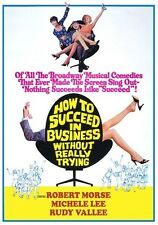 How To Succeed In Business Without Really Trying (DVD,1967)
