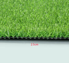 Artificial Grass Mat Synthetic Landscape Fake Turf Lawn Garden Yard 33*6.5f New