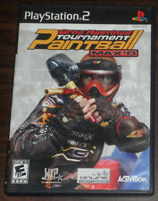Sony PS2. Greg Hastings' Tournament Paintball Max'd (NTSC US/CAN) Playstation 2