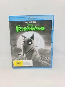 FRANKENWEENIE Blu-ray Region B Movie Very Good Condition