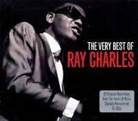 RAY CHARLES - THE VERY BEST OF 2 CD NEU