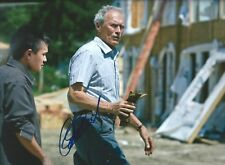 Clint Eastwood signed Gran Torino 11x14 Big Photo - In Person Proof. Dirty Harry