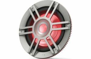 "Infinity KAPPA1050M Titanium SSI Impedance 10"" Marine subwoofer w/ RGB Lighting"