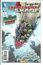 FRANKENSTEIN AGENT OF S.H.A.D.E. # 16 (DC COMICS, THE NEW 52! - MAR 2013), VF/NM
