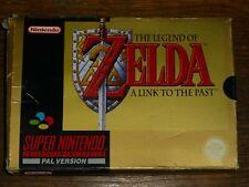 The Legend of Zelda for Super Nintendo, SNES