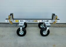 "*New* Pro Cart At2 All-Terrain Countertop Installation Cart, 10"" Wheels."