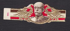 Ancienne Bague de Cigare Vitola  BN122700 Bismarck