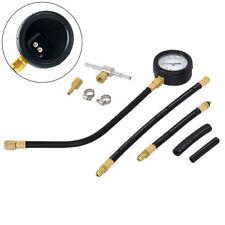 Kraftstoffdruckprüfer 0-100 PSI Kraftstoffpumpe Einspritzdüse Meter Werkzeug Set