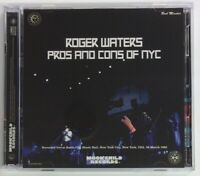 PINK FLOYD / ROGER WATERS / PROS AND CONS OF NYC, 1985, 2-CD, SBD, MOONCHILD