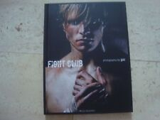 Fight Club by Gaz Photobook nude gay interest book model male photography ART
