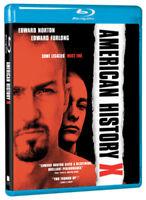 American History X Blu-Ray (2012) Edward Norton, Kaye (DIR) cert 15 ***NEW***