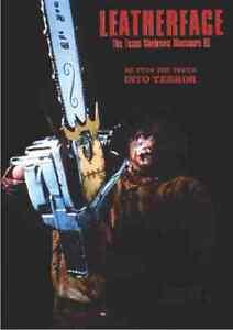 Leatherface - 1990 Texas Chainsaw Massacre 3 - Kate Hodge, Ken Foree - DVD