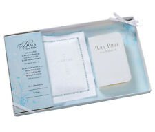 Lillian Rose Baby's First Bible W/Cotton Cover Set - 24CO820