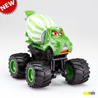 NEW LOOSE Disney Pixar Cars Toons Paddy O Concrete Monster Truck & Rolling Mixer